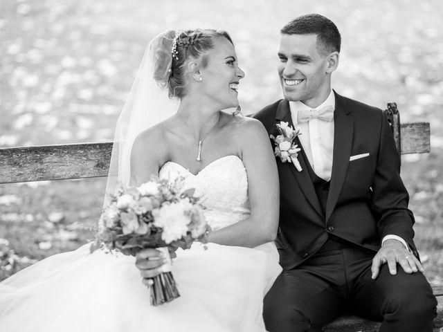 Le mariage de Thomas et Noémie à Boissy-sous-Saint-Yon, Essonne 1