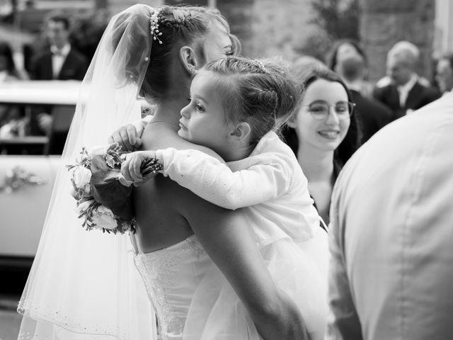 Le mariage de Thomas et Noémie à Boissy-sous-Saint-Yon, Essonne 8
