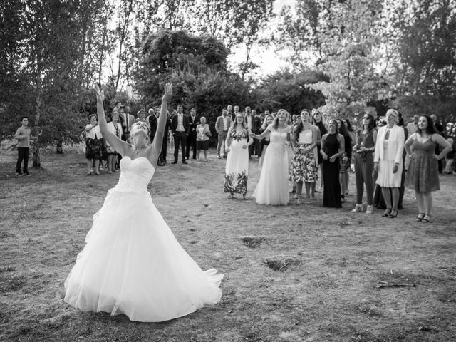 Le mariage de Thomas et Noémie à Boissy-sous-Saint-Yon, Essonne 11