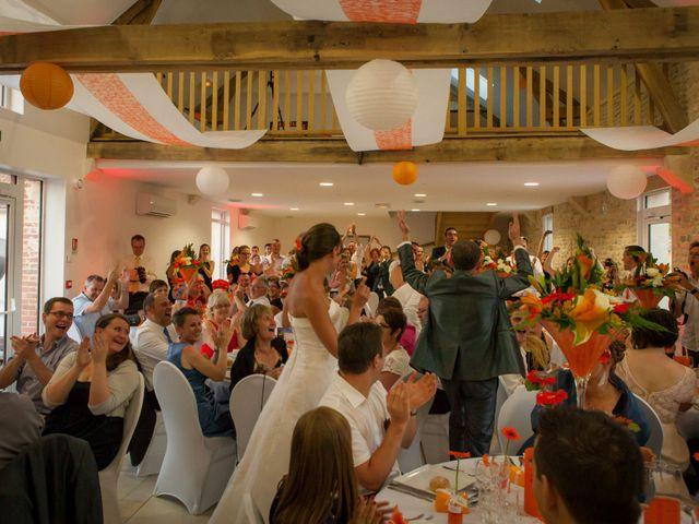 Le mariage de Gaëtan et Lucille à Ouistreham, Calvados 14