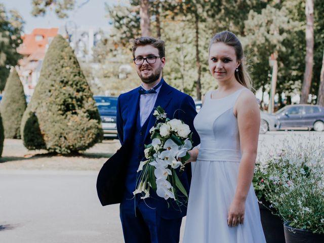 Le mariage de Joanna et Alexandre