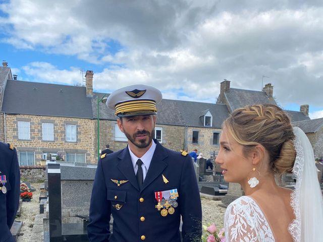 Le mariage de Wilfried et Laurianne à La Lucerne-d'Outremer, Manche 3