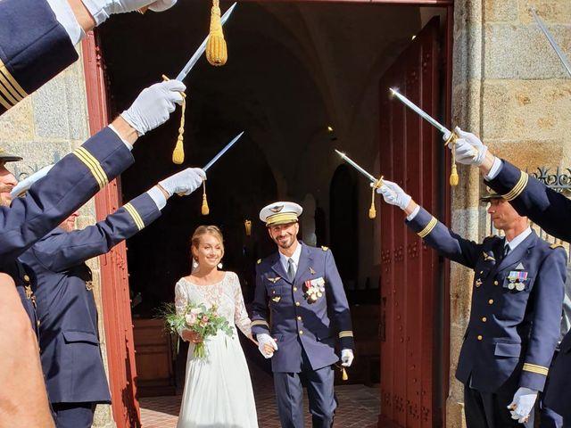 Le mariage de Wilfried et Laurianne à La Lucerne-d'Outremer, Manche 1