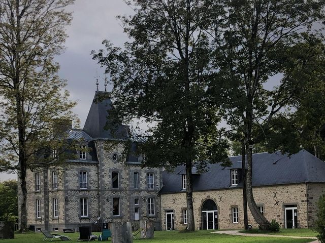 Le mariage de Wilfried et Laurianne à La Lucerne-d'Outremer, Manche 7