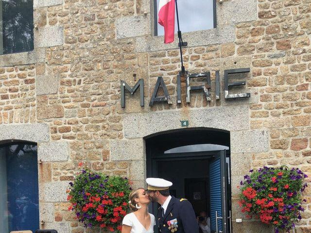 Le mariage de Wilfried et Laurianne à La Lucerne-d'Outremer, Manche 21