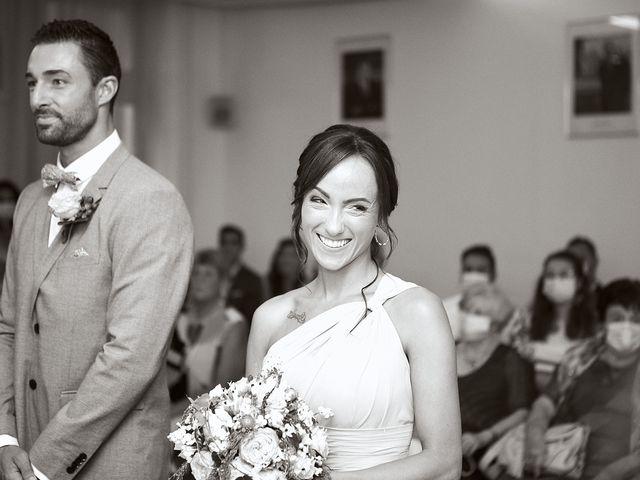 Le mariage de Jerôme et Virginie à Saint-Médard-en-Jalles, Gironde 2