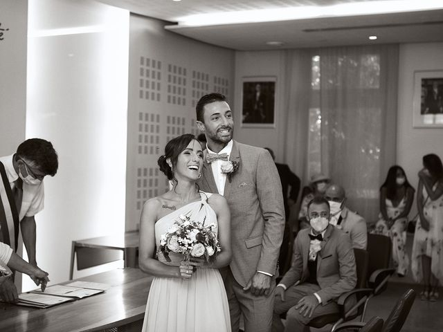 Le mariage de Jerôme et Virginie à Saint-Médard-en-Jalles, Gironde 3