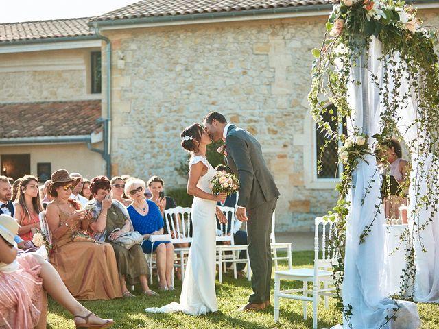 Le mariage de Jerôme et Virginie à Saint-Médard-en-Jalles, Gironde 4