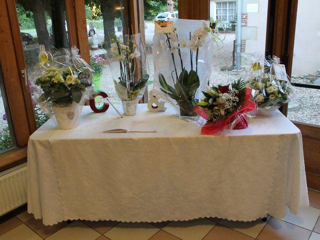Le mariage de Vincent et Céline à Issoudun, Indre 5