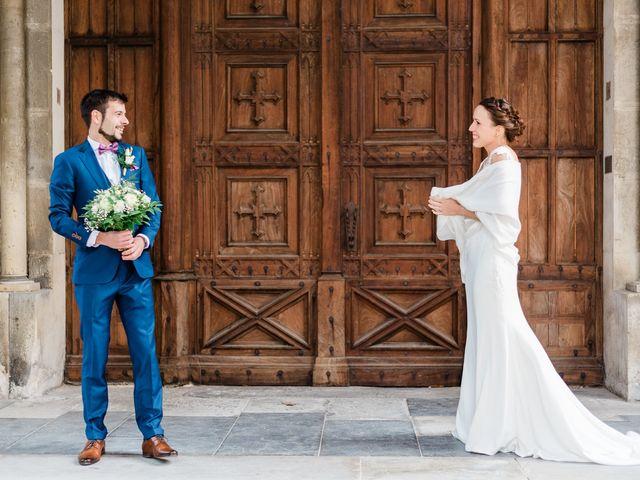 Le mariage de Emmanuel et Laure à Viviers, Ardèche 5