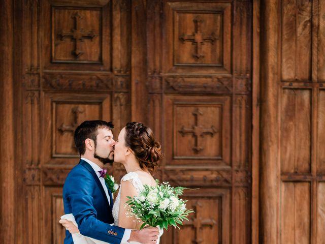 Le mariage de Emmanuel et Laure à Viviers, Ardèche 6