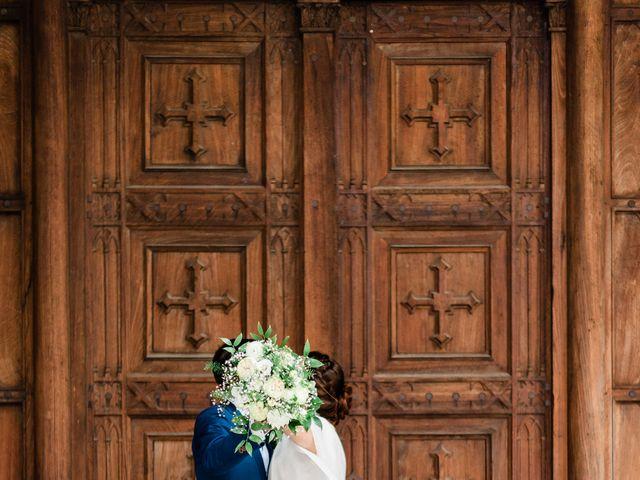 Le mariage de Emmanuel et Laure à Viviers, Ardèche 7