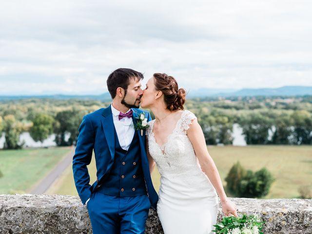 Le mariage de Laure et Emmanuel