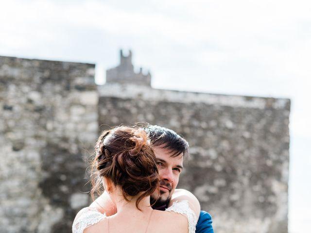 Le mariage de Emmanuel et Laure à Viviers, Ardèche 8