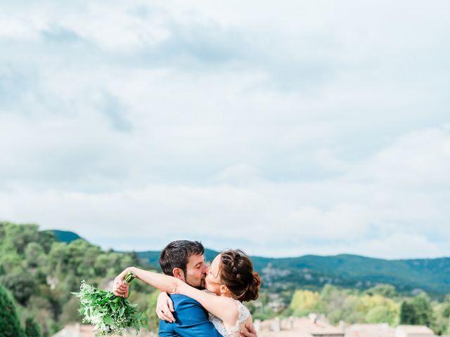 Le mariage de Emmanuel et Laure à Viviers, Ardèche 9