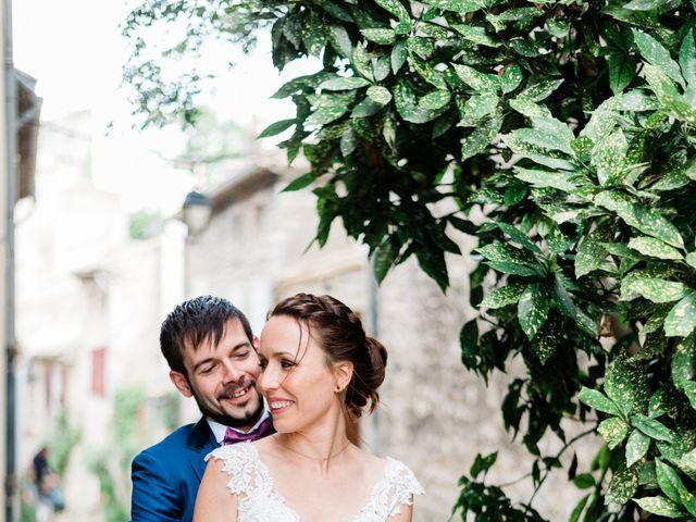 Le mariage de Emmanuel et Laure à Viviers, Ardèche 11