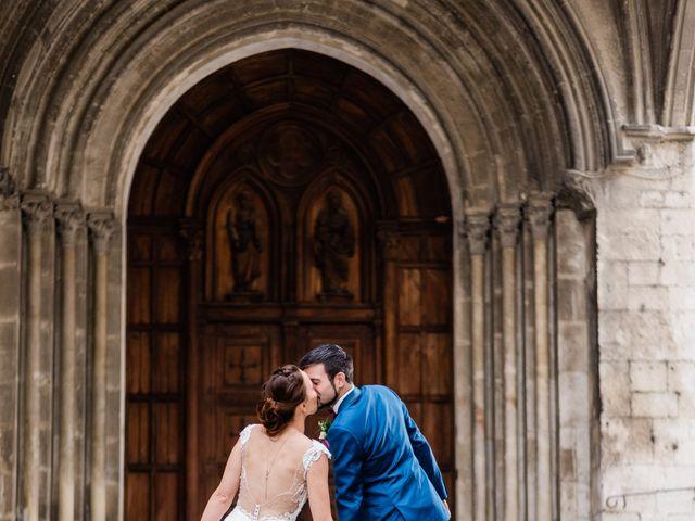 Le mariage de Emmanuel et Laure à Viviers, Ardèche 12