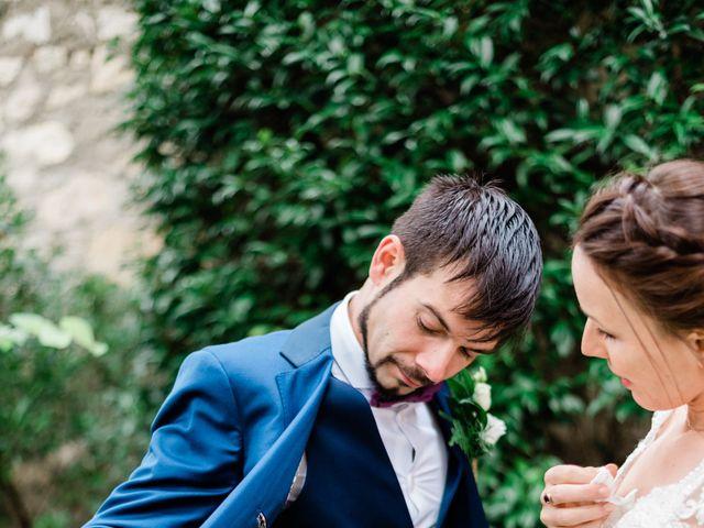 Le mariage de Emmanuel et Laure à Viviers, Ardèche 15