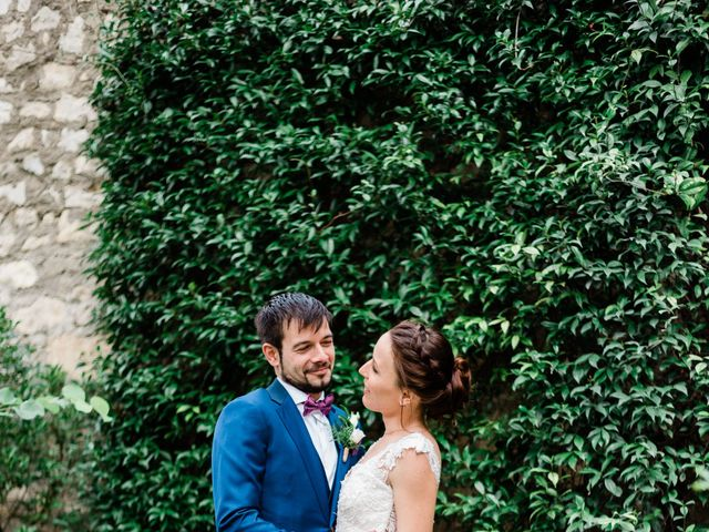 Le mariage de Emmanuel et Laure à Viviers, Ardèche 16