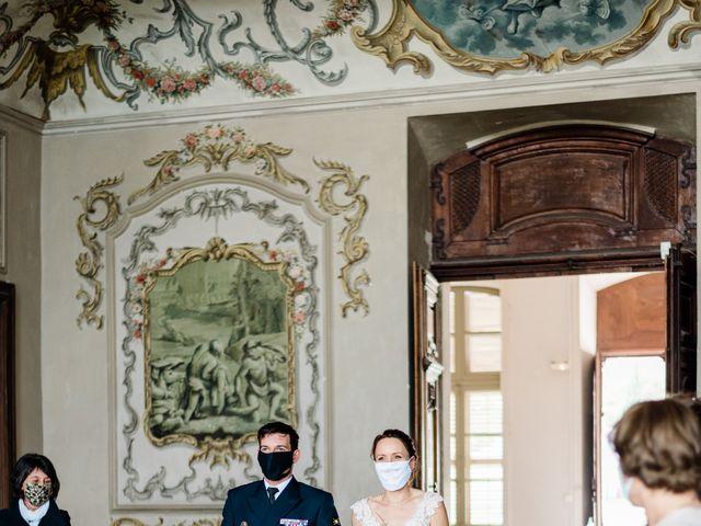 Le mariage de Emmanuel et Laure à Viviers, Ardèche 18