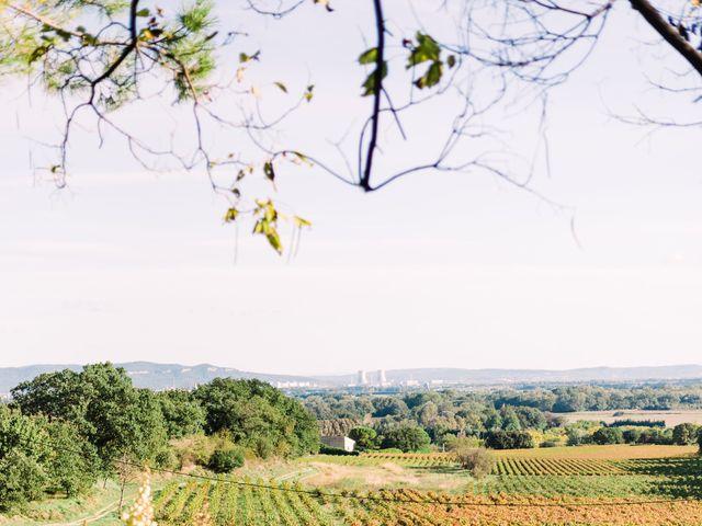 Le mariage de Emmanuel et Laure à Viviers, Ardèche 26
