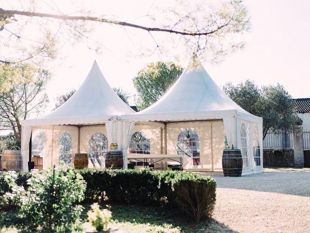 Le mariage de Emmanuel et Laure à Viviers, Ardèche 27