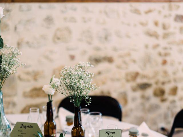 Le mariage de Emmanuel et Laure à Viviers, Ardèche 36