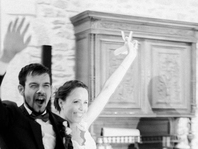 Le mariage de Emmanuel et Laure à Viviers, Ardèche 37