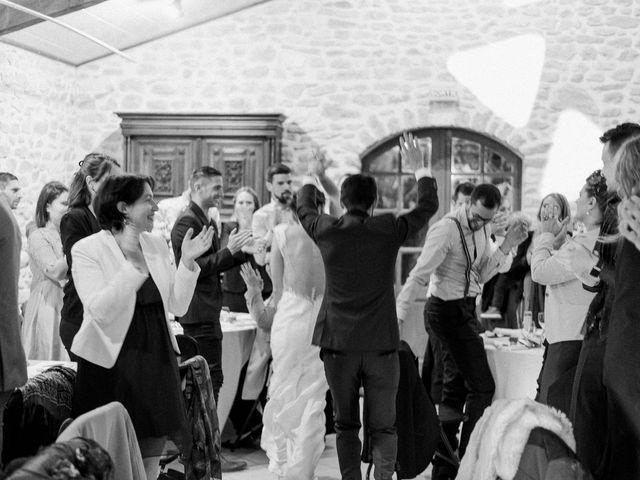 Le mariage de Emmanuel et Laure à Viviers, Ardèche 38