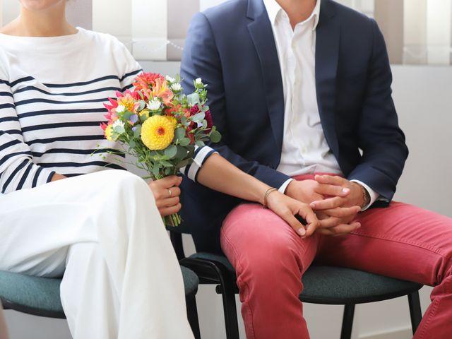 Le mariage de Philippe et Marie à Brignogan-Plage, Finistère 20