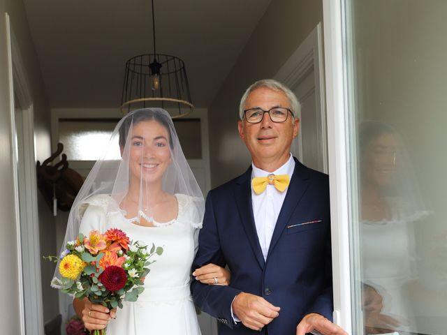Le mariage de Philippe et Marie à Brignogan-Plage, Finistère 54