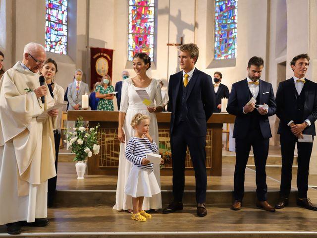 Le mariage de Philippe et Marie à Brignogan-Plage, Finistère 58