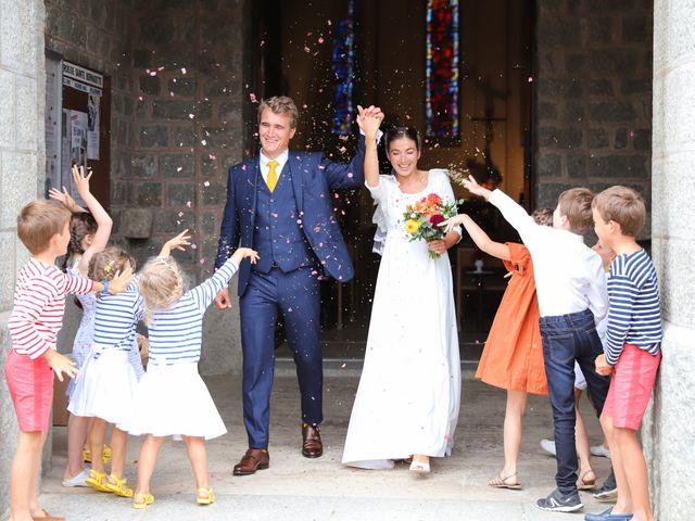 Le mariage de Philippe et Marie à Brignogan-Plage, Finistère 64