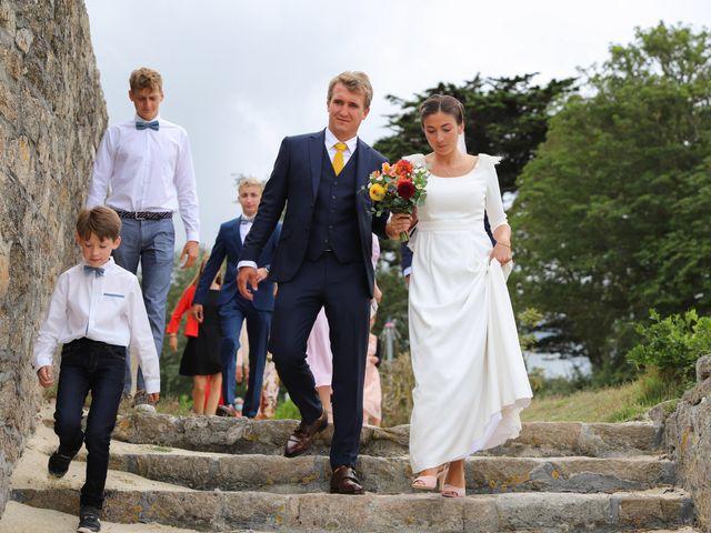 Le mariage de Philippe et Marie à Brignogan-Plage, Finistère 66