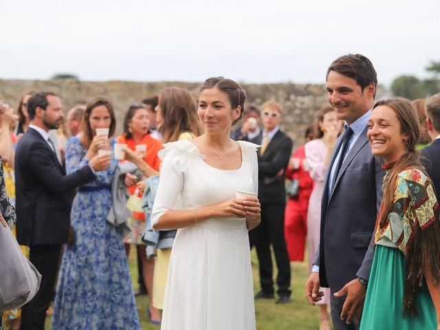 Le mariage de Philippe et Marie à Brignogan-Plage, Finistère 73