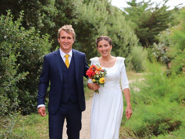 Le mariage de Philippe et Marie à Brignogan-Plage, Finistère 86