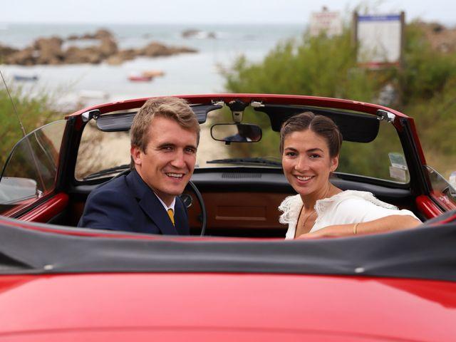 Le mariage de Philippe et Marie à Brignogan-Plage, Finistère 87