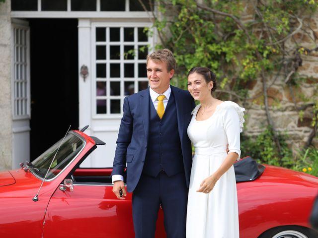 Le mariage de Philippe et Marie à Brignogan-Plage, Finistère 92