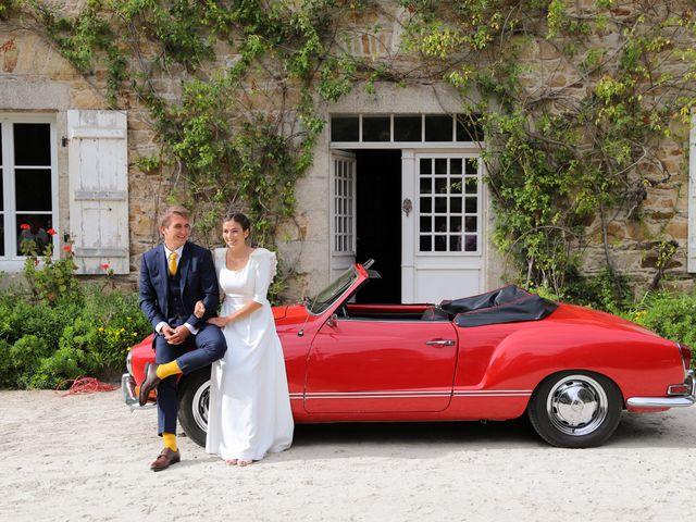 Le mariage de Philippe et Marie à Brignogan-Plage, Finistère 93