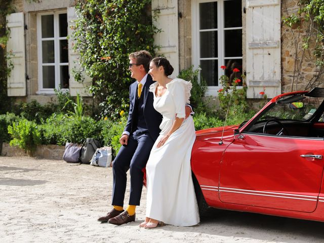 Le mariage de Philippe et Marie à Brignogan-Plage, Finistère 94