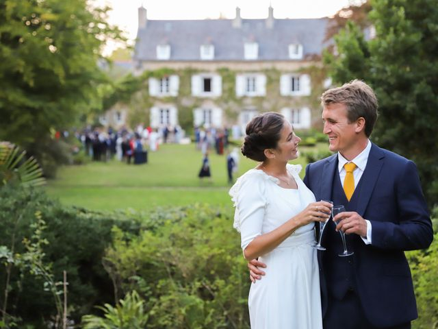 Le mariage de Philippe et Marie à Brignogan-Plage, Finistère 134