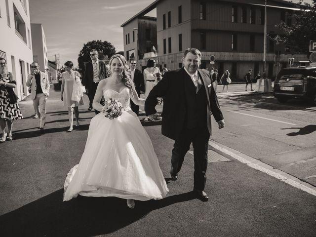 Le mariage de Ali et Fabienne à Thouaré-sur-Loire, Loire Atlantique 22
