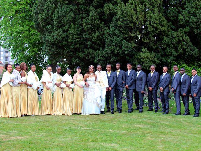 Le mariage de Serge et Mirella à Chelles, Seine-et-Marne 11