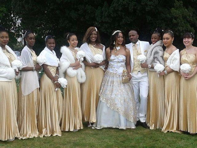 Le mariage de Serge et Mirella à Chelles, Seine-et-Marne 12