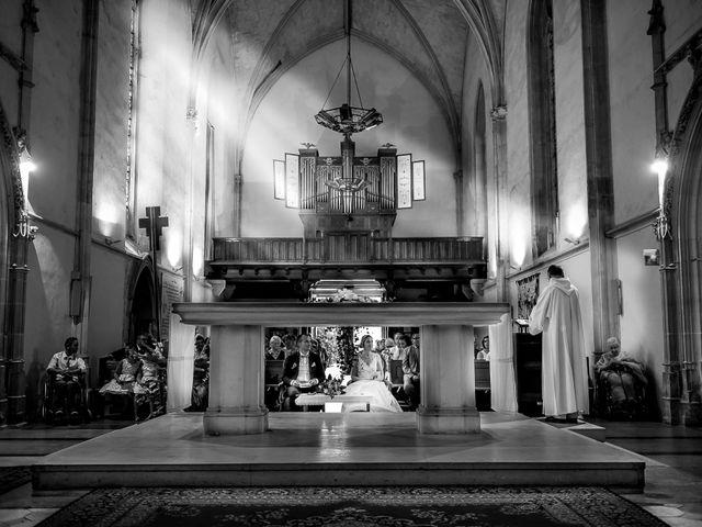Le mariage de Damien et Geraldine à Ligugé, Vienne 2