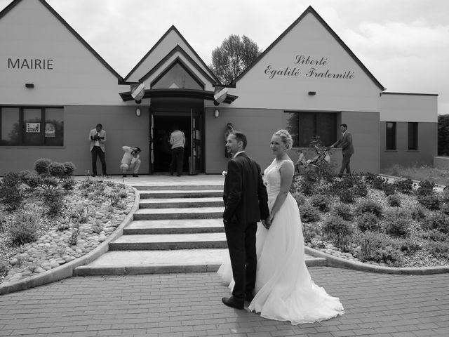 Le mariage de Nourredine et Maeva à Neufchâtel-en-Bray, Seine-Maritime 31