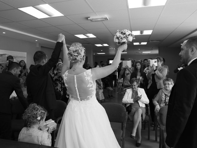 Le mariage de Nourredine et Maeva à Neufchâtel-en-Bray, Seine-Maritime 34