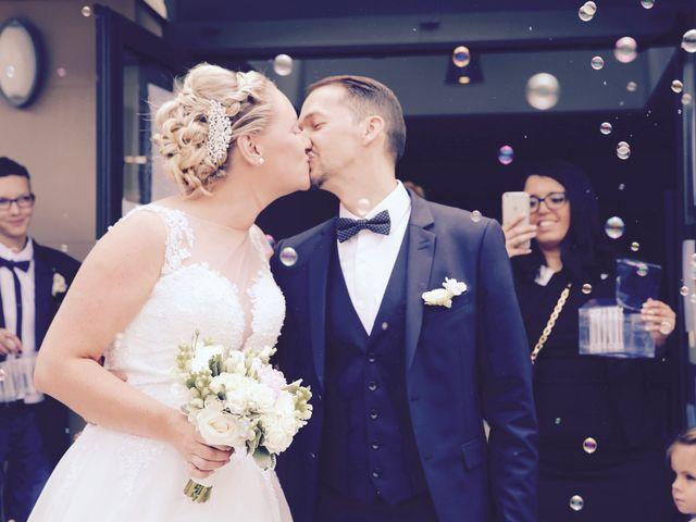 Le mariage de Nourredine et Maeva à Neufchâtel-en-Bray, Seine-Maritime 35