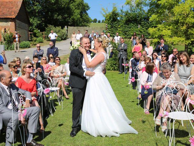 Le mariage de Nourredine et Maeva à Neufchâtel-en-Bray, Seine-Maritime 38