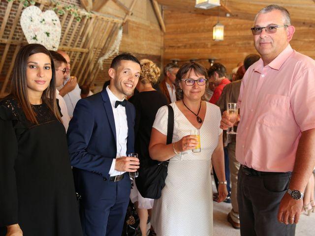 Le mariage de Nourredine et Maeva à Neufchâtel-en-Bray, Seine-Maritime 41